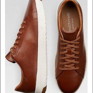 Cole Haan Grandpro Cognac Sneaker 13M